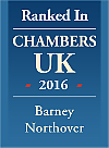 CP Ranked Barney Northover 2016
