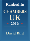 CP Ranked Planning Solicitor in Bristol - David Bird 2016