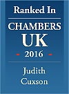 CP Ranked Judith Cuxson 2016