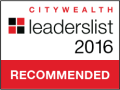 Citywealth Leaders list 2016
