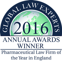 GLE Pharma Law firm2016