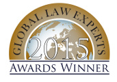 GLE 2015 INTL AWARDS Data Protection Solicitor in Bristol