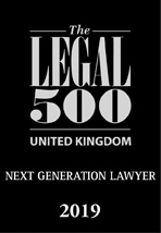 UK recommended lawyer 2019