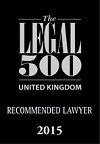 UK recommended lawyer