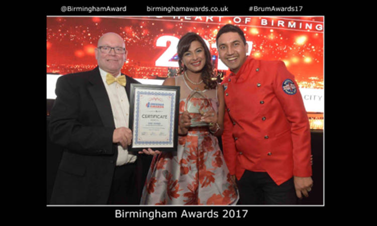 VWV Birmingham Partner Wins Professional of the Year 2017