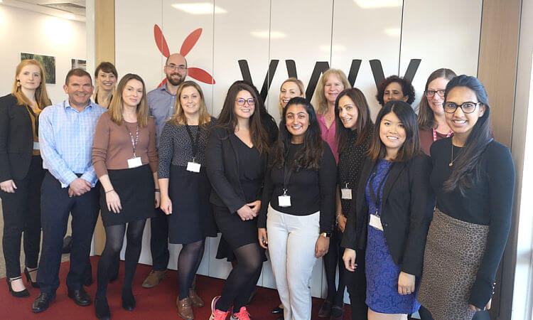VWV Steps Up to Change Young Lives