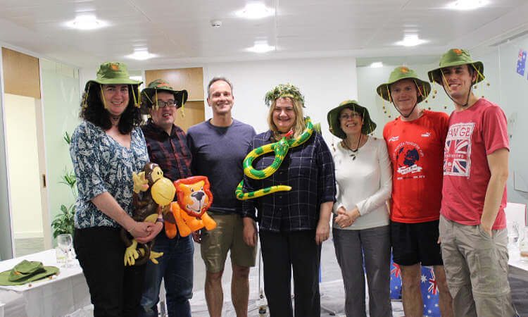 'Partner Pandemonium' - VWV Hosts Unique Fundraising Event for Bristol Charity
