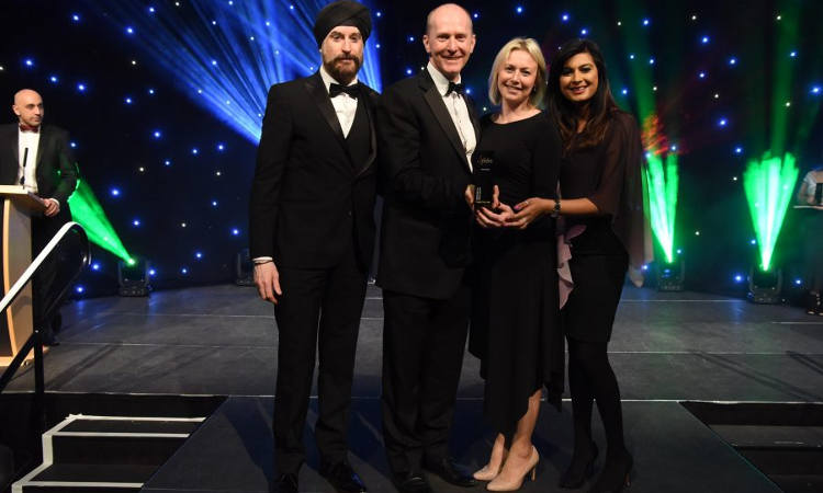 VWV Wins Excellence in Legal Services Award