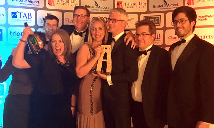 Bristol Life Legal Award Success for Veale Wasbrough Vizards
