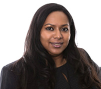 Ambuja Bose - Inslovency Partner & Debt Recovery Solicitor at Law Firm Veale Wasbrough Vizards