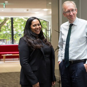 Ambuja Bose and Simon Heald