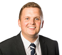 Bradley Evans - Trainee Solicitor at VWV Law Firm