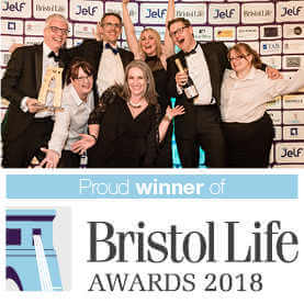 VWV Solicitors - Bristol Life Legal Awards Winner