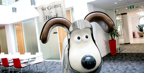 CSR at VWV Solicitors - photo of Sir Groimt of Bristol