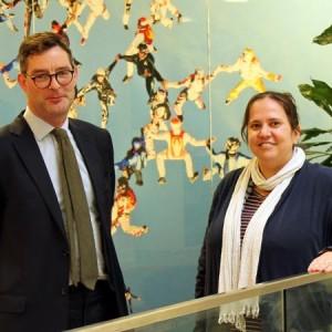 VWV Helps Natural History Consortium Celebrate Milestone of Partnership