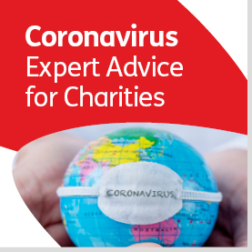 Coronavirus Legal Support for Charities