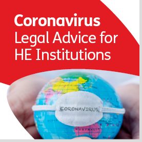 Coronavirus Legal Support for Higher Education Institutions