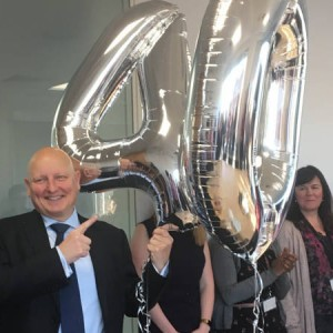 David Marsden Celebrates His 40-Year Career - VWV Law Firm - Watford