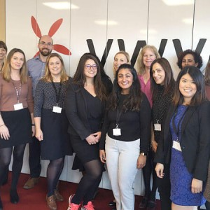 VWV Law Firm supporting The Prince's Trust's 'Future Steps' challenge.