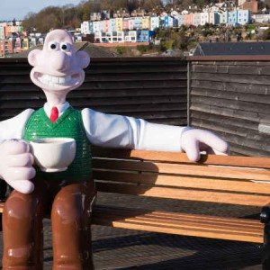 Gromit Unleashed™ The Grand Appeal®. Registered charity 1043603. Wallace & Gromit ©Aardman Animations Ltd 2017. All rights reserved.