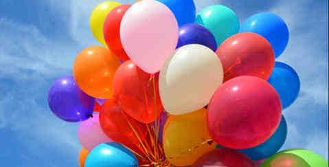 TUPE Lawyers - photo of multi-coloured balloons