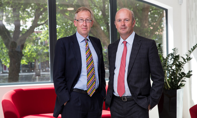 Simon Heald and Kenneth Maxwell