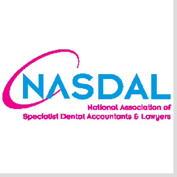 National Association of Specialist Dental Accountants & Lawyers logos