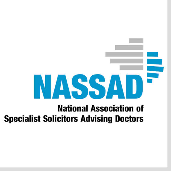 National Association of Specialist Solicitors Advising Doctors logo