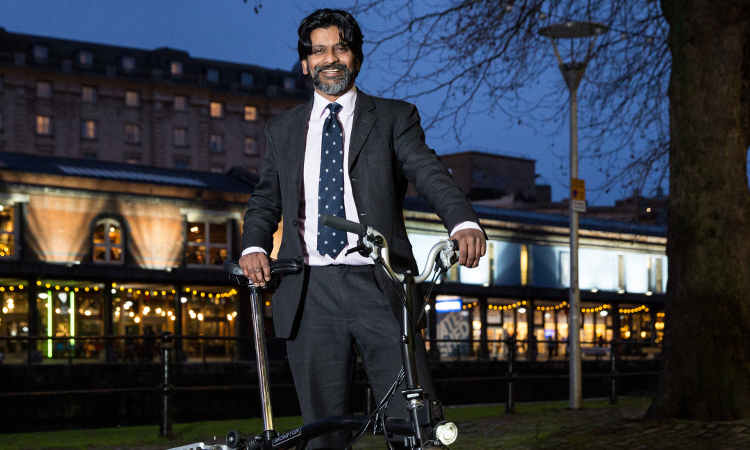 Charity Partner Shivaji Shiva Joins VWV's Birmingham Office