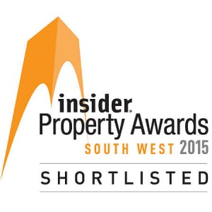 Shortlisted for the Insider South West Property Awards