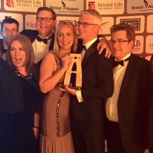 VWV Solicitors Win Bristol Life Legal Award 2017