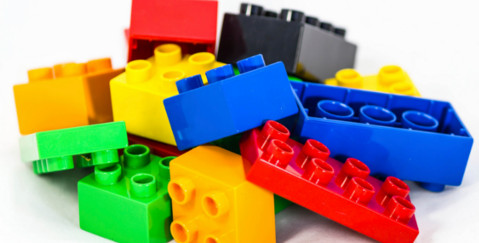 Family Business Dispute Lawyers - multi colour building blocks image