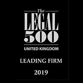 VWV Solicitors - Legal 500 Leading Firm