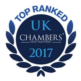 Leading Watford Law Firm - Top Ranked in Chambers & Partners 2017